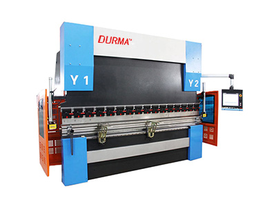 CNC Servo Electro-Hydraulic Press Brake, with DELEM DA66T Controller
