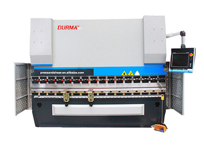 CNC Servo Electro-Hydraulic Press Brake, with DELEM DA52S Controller