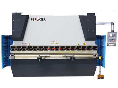Hydraulic Press Brake with E200P Controller