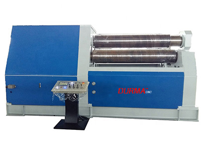 4-Roller Hydraulic Roll Bending Machine